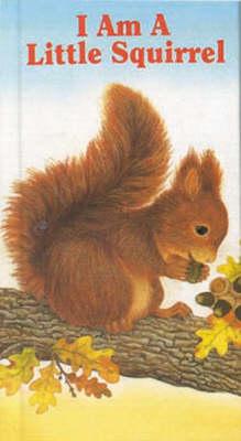 I am a Little Squirrel - Furry Friends S. (Hardback)