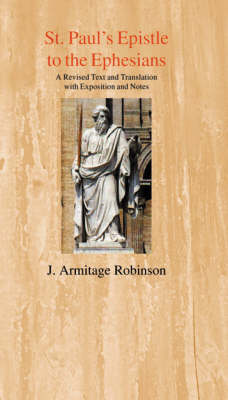 St Paul's Epistle to the Ephesians (Paperback)