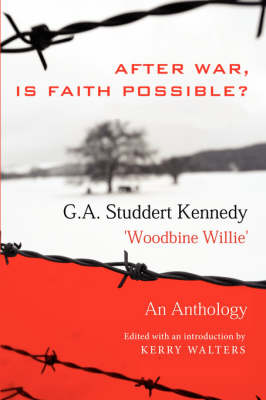 After War, Is Faith Possible: An Anthology (Paperback)
