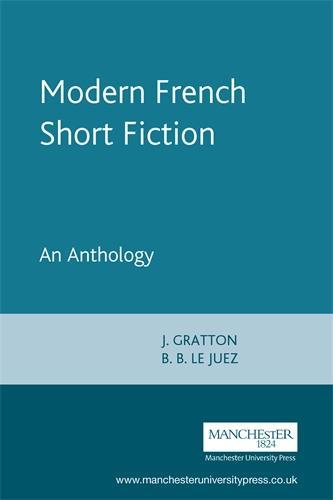 Modern French Short Fiction: An Anthology (Paperback)