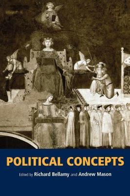 Political Concepts (Paperback)