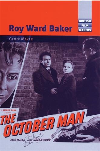 Roy Ward Baker - British Film-Makers (Paperback)