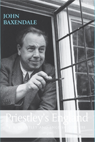 Priestley'S England: J. B. Priestley and English Culture (Paperback)