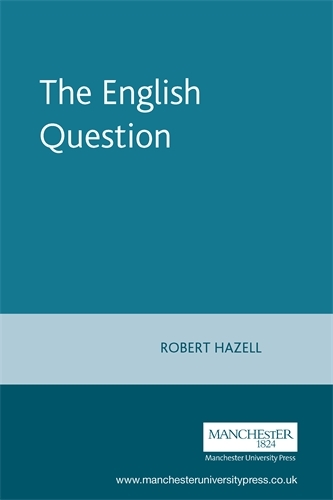 The English Question - Devolution (Paperback)
