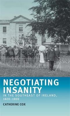 Negotiating Insanity in the Southeast of Ireland, 1820-1900 (Hardback)