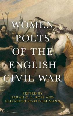 Women Poets of the English Civil War (Hardback)