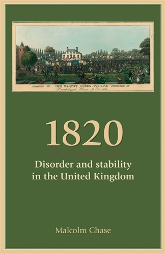 1820: Disorder and Stability in the United Kingdom (Paperback)