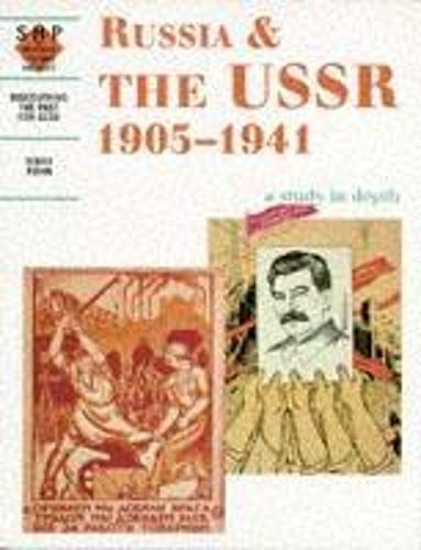 Russia and the USSR 1905-1941: a depth study - Discovering the Past for GCSE (Paperback)