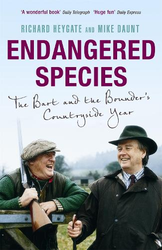 Endangered Species: The Bart and The Bounder's countryside year (Paperback)