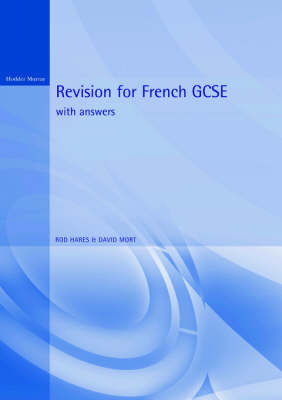 Revision for French GCSE: With Answers (Paperback)