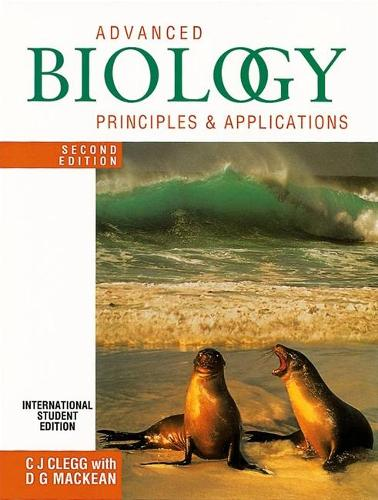 Advanced Biology: Principles and Applications Second Edition (Paperback)
