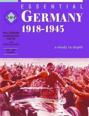 Essential Germany 1918-45 - Essential... (Paperback)