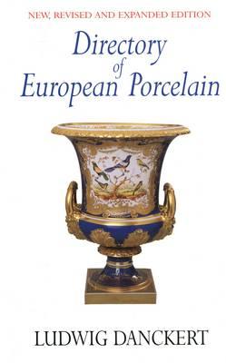 Directory of European Porcelain (Hardback)
