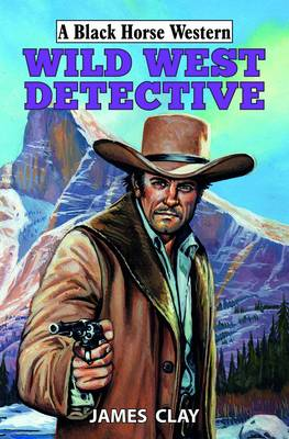 Wild West Detective (Hardback)