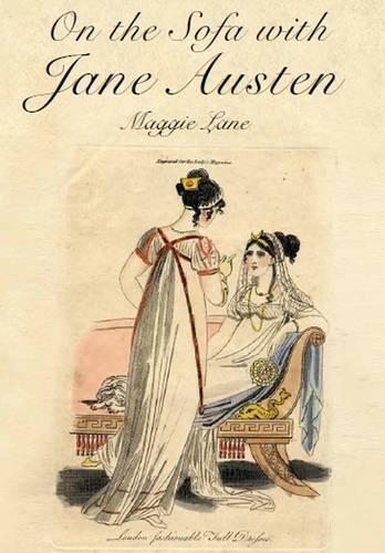 On the Sofa with Jane Austen (Hardback)