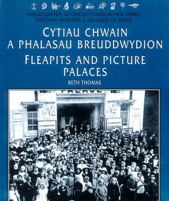 Flea Pits and Picture Palaces / Cytiau Chwain a Phalasau Breuddwydion (Paperback)