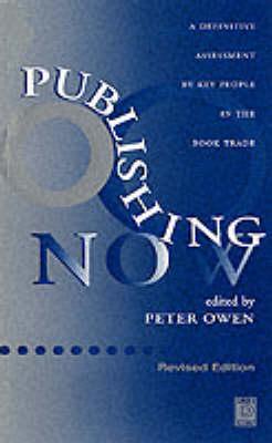 Publishing Now (Paperback)