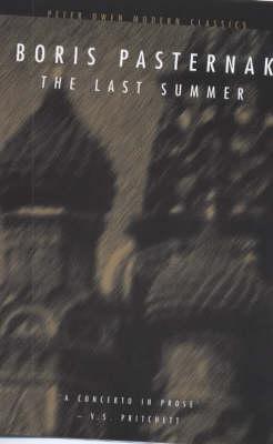 Last Summer - Peter Owen Modern Classic (Paperback)