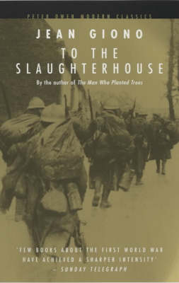 To the Slaughterhouse - Peter Owen Modern Classic (Paperback)