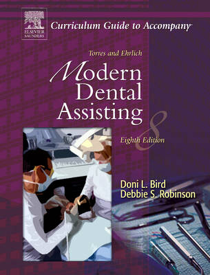 Curriculum Guide for Torres and Ehrlich Modern Dental Assisting (Paperback)