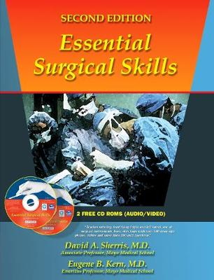 Essential Surgical Skills with CD-ROM (Paperback)