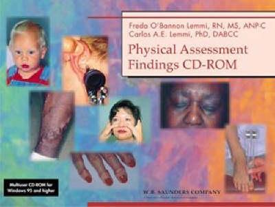 Physical Assessment Findings (CD-ROM)