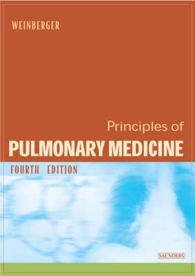 Principles of Pulmonary Medicine (Paperback)