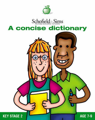 A Concise Junior Dictionary - Dictionaries S. (Paperback)