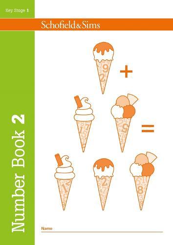 Number Book 2 - Number Book (Paperback)