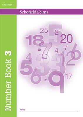 Number Book 3 - The number books (Paperback)