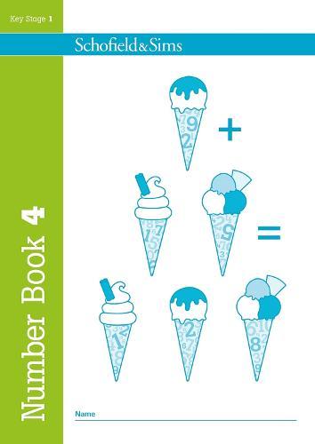 Number: Book 4 - Number Book (Paperback)