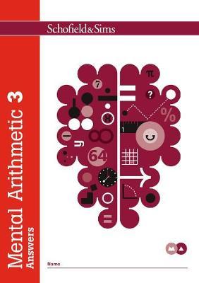 Mental Arithmetic 3 Answers - Mental Arithmetic (Paperback)