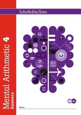 Mental Arithmetic 4 Answers - Mental Arithmetic (Paperback)