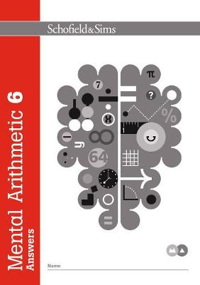 Mental Arithmetic 6 Answers: No. 6 (Paperback)