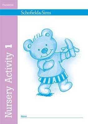 Nursery Activity Book 1 (Paperback)
