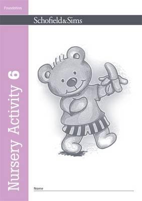 Nursery Activity Book 6 - Nursery Activity (Paperback)