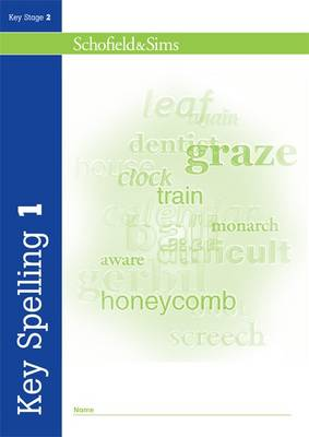 Key Spelling Book 1 - Key Spelling (Paperback)