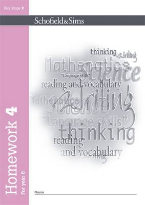 Homework Book 4 - Homework (Paperback)