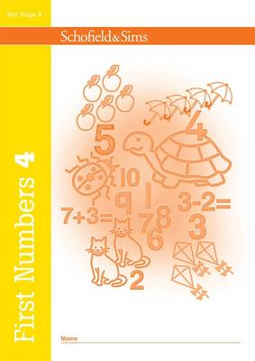 First Numbers Book 4 - First Numbers (Paperback)
