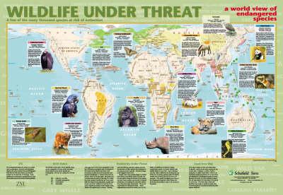 Wildlife Under Threat (Poster)