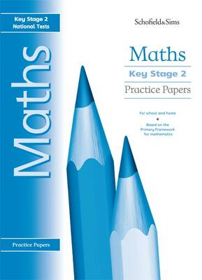 Key Stage 2 Maths Practice Papers (Paperback)