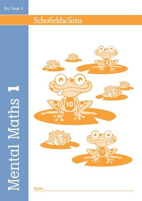 Mental Maths Book 1 - Mental Maths (Paperback)