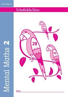 Mental Maths Book 2 - Mental Maths (Paperback)