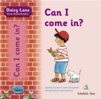 Can I Come In? - Daisy Lane for Young Children S. (Paperback)