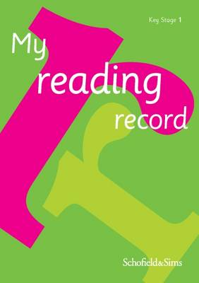 My Reading Record for Key Stage 1 (Paperback)