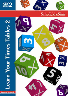 Learn Your Times Tables: Part 2 (Paperback)