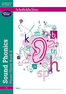 Sound Phonics Phase Three Book 2: EYFS/KS1, Ages 4-6 (Paperback)