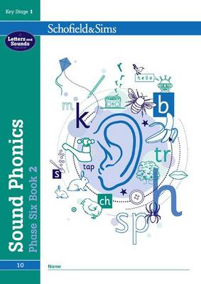 Sound Phonics Phase Six Book 2: KS1, Ages 5-7 (Paperback)