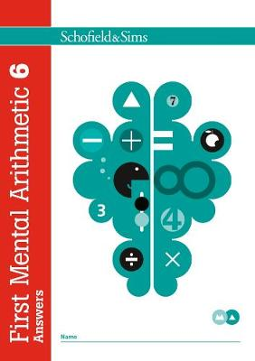 First Mental Arithmetic Answer Book 6 - First Mental Arithmetic (Paperback)