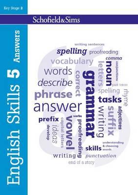 English Skills Answers Book 5 - English Skills (Paperback)